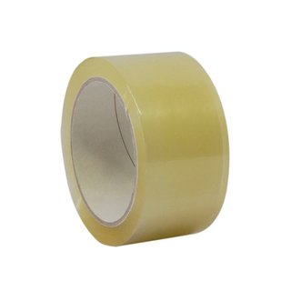 Klebeband 66 m x 50 mm leise abrollend transparent